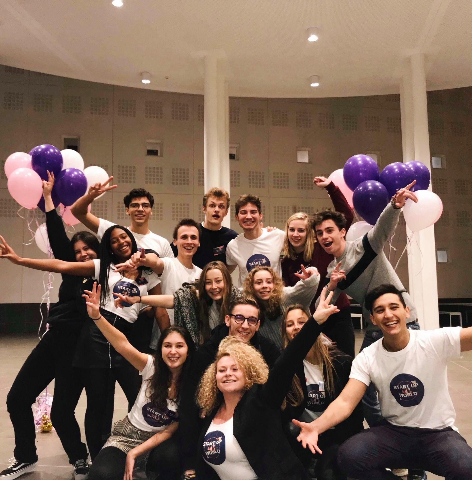 Student Entrepreneurs Club