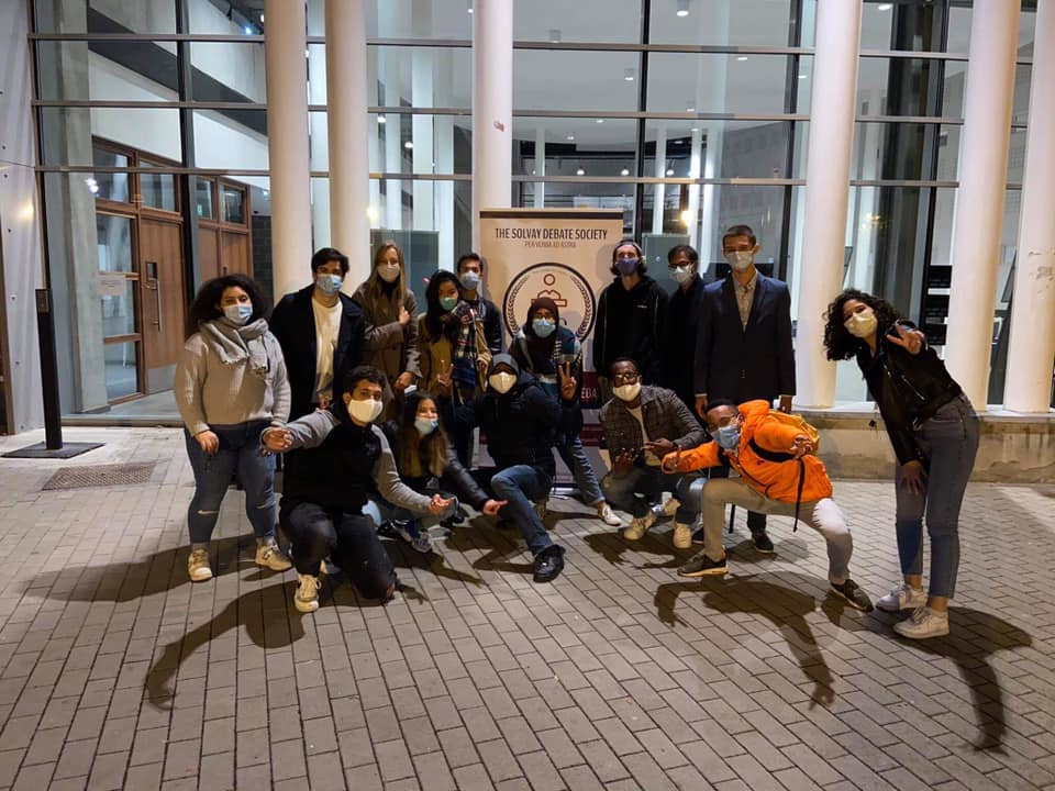 Solvay Debate Society